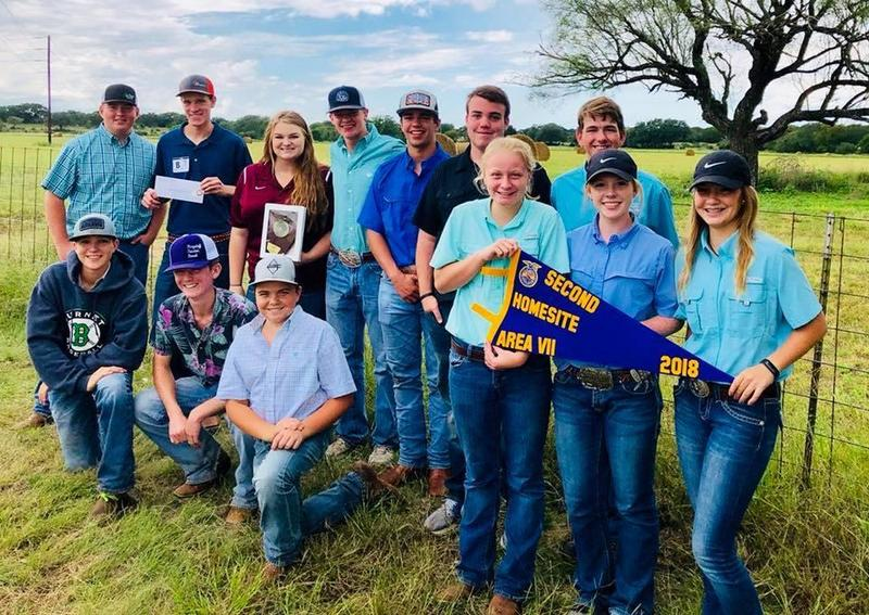 FFA Homesite and Range Teams are State Bound Thumbnail Image