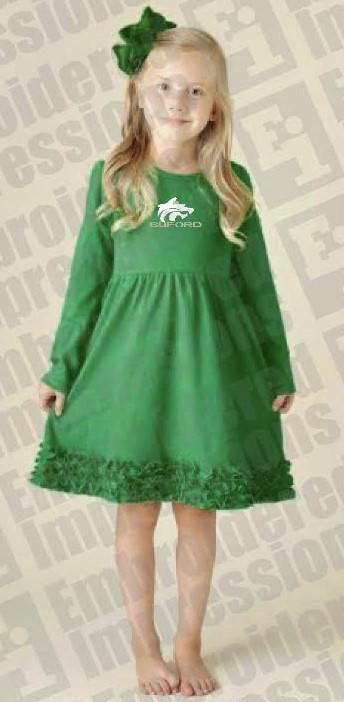 Green Buford Dress