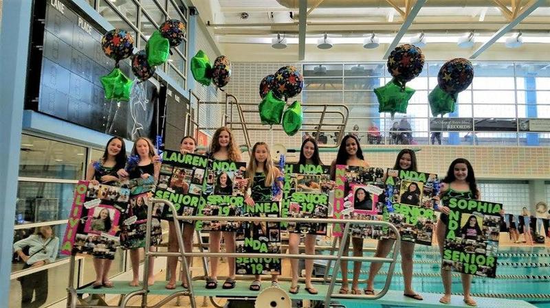Swim Team UNDEFEATED! Featured Photo