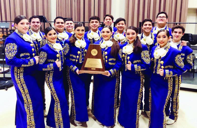 McHi mariachi oro group pic