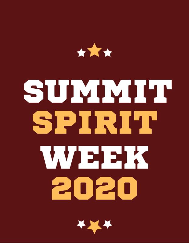 Summit Spirit Week 2020 Featured Photo