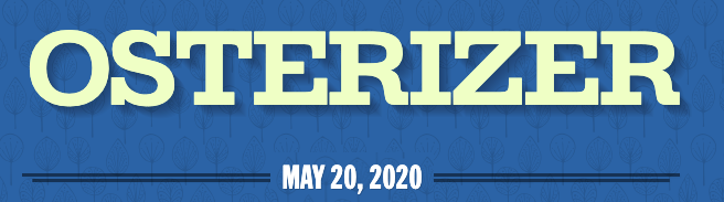 Osterizer May 20th, 2020 Featured Photo