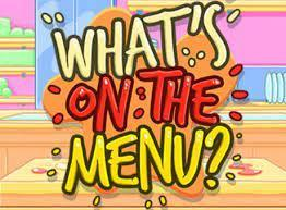 What's on the Menu