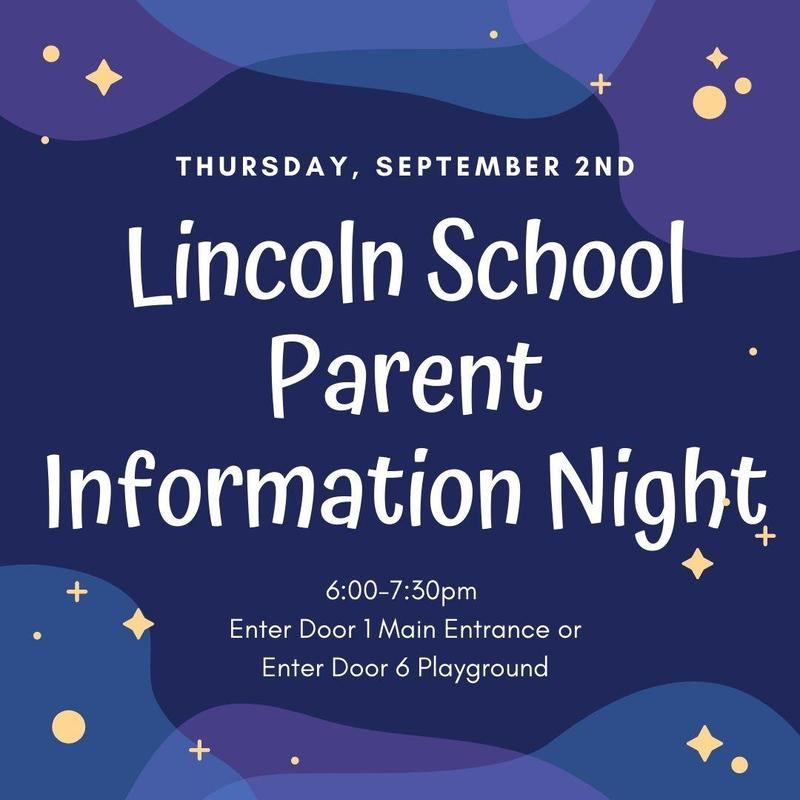 Parent Information Night - Video Presentations Featured Photo