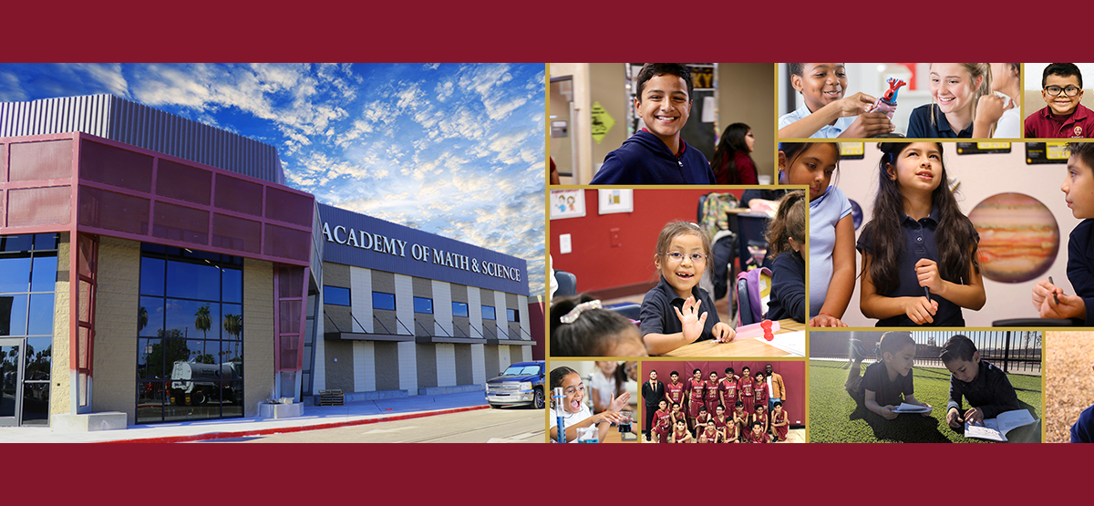 AMS - Academy of Math and Science Glendale Charter School