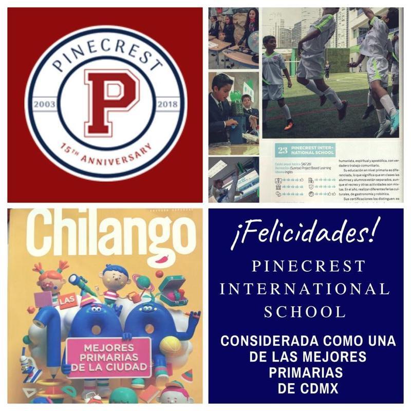 Pinecrest en el ranking de las mejores primarias de la CDMX Thumbnail Image