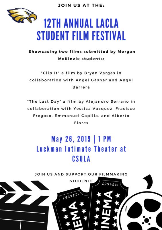 Student Film Festival Thumbnail Image