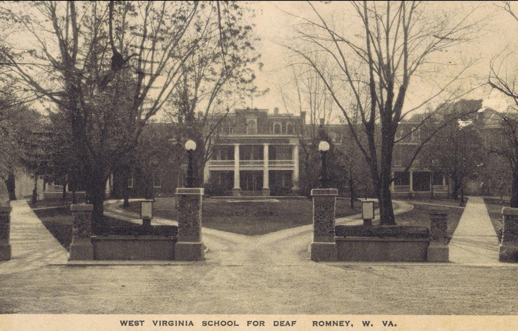 The Administration Building, early 1900s