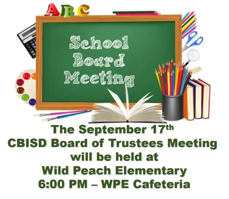 9/17 board meeting at WPE
