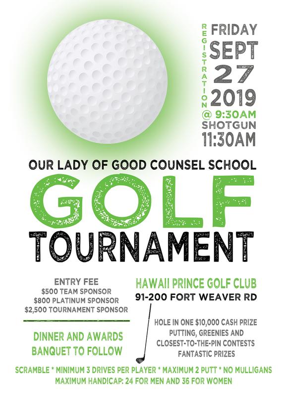 Golf Tournament 2019 Featured Photo