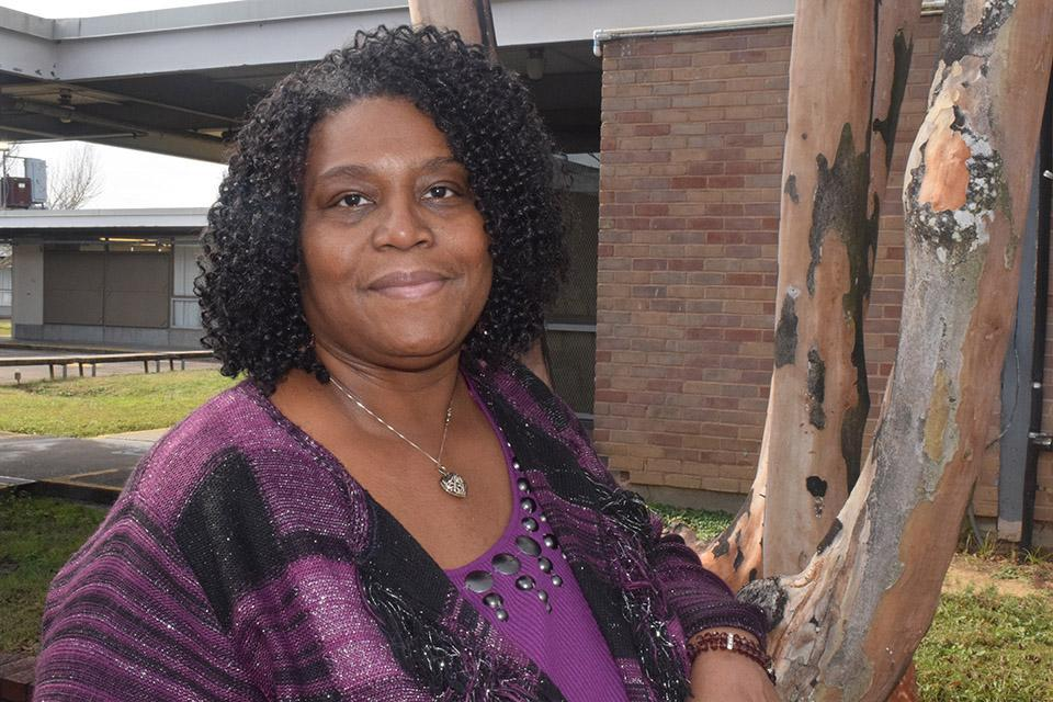 Lillie Sweazy Natchez High School 2019 Teacher of the Year