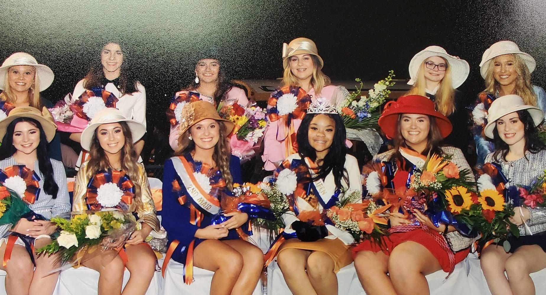 Homecoming Courts 2019-2020