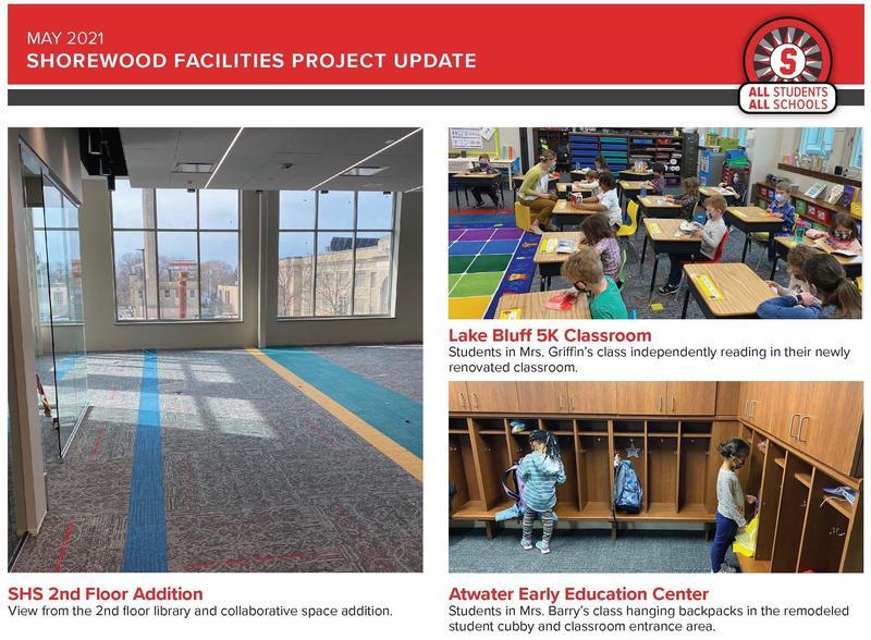 facilities update