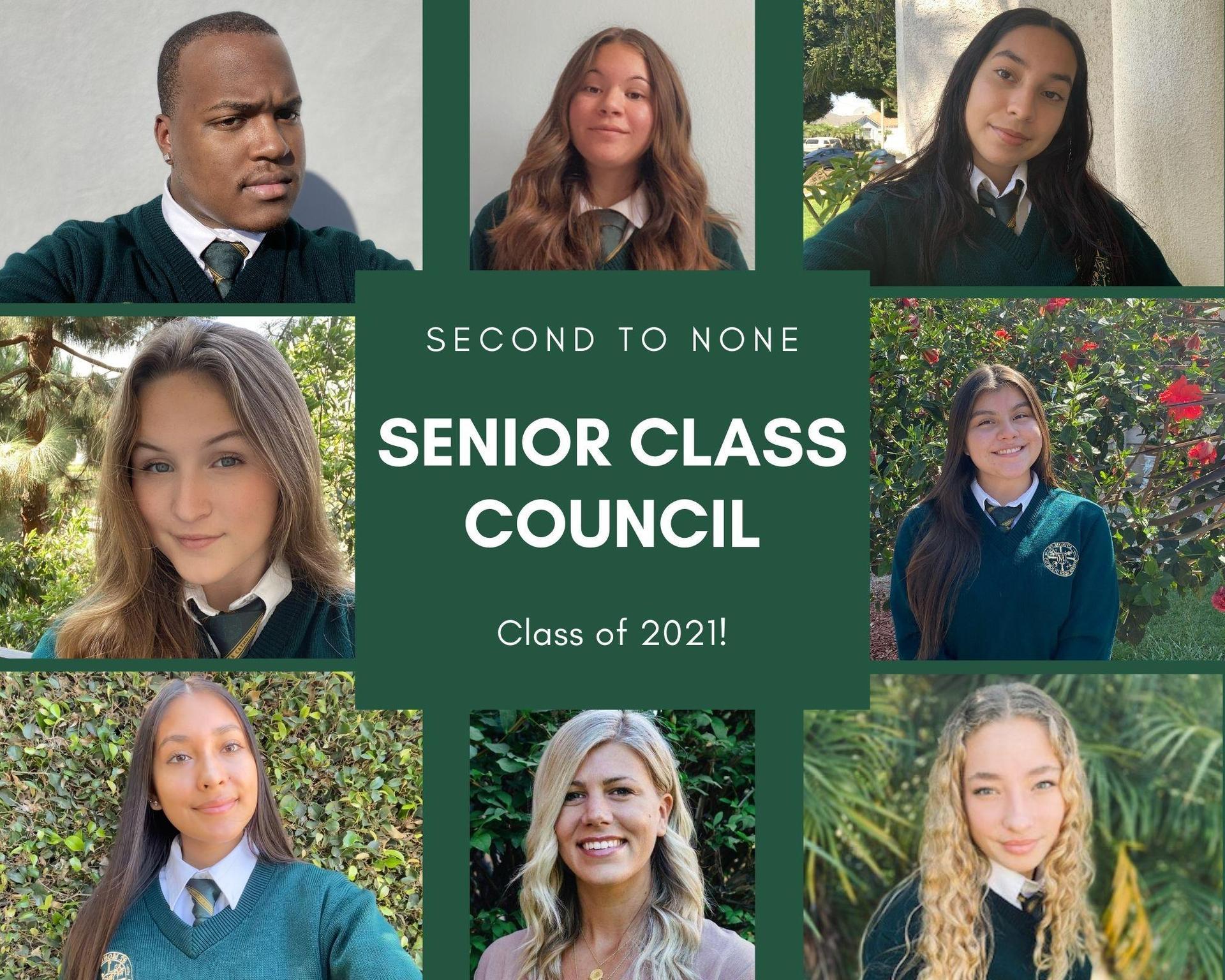 Junior Class ('21) Council