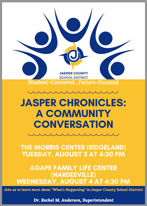 Please join us for a Community Conversation Featured Photo