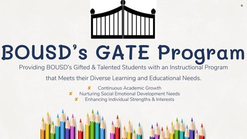 GATE Program Photo