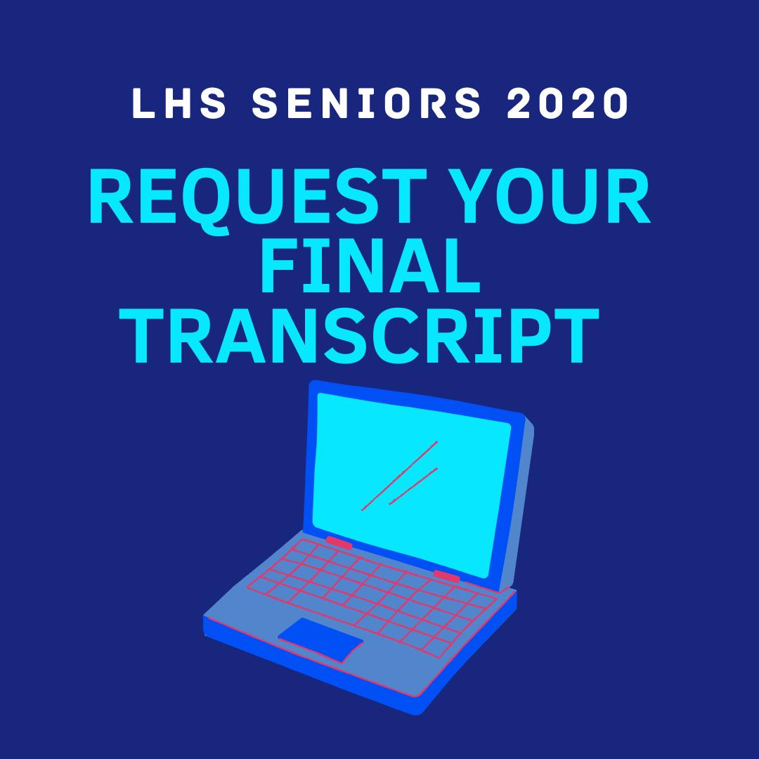 Sr Transcript request