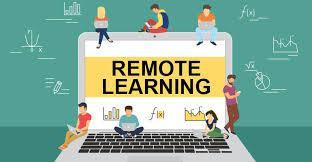 Remote Learning Image
