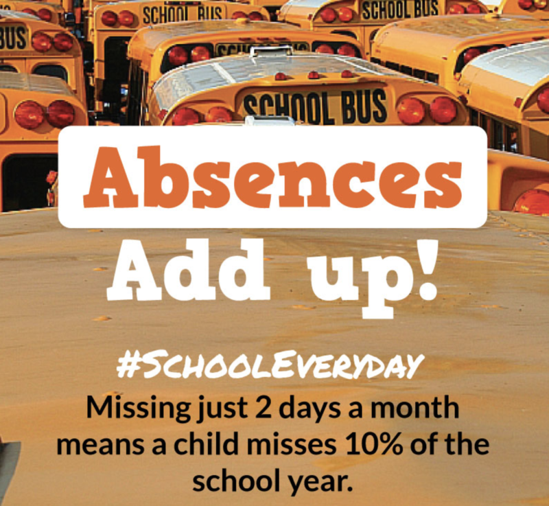 September is Attendance Awareness Month Featured Photo