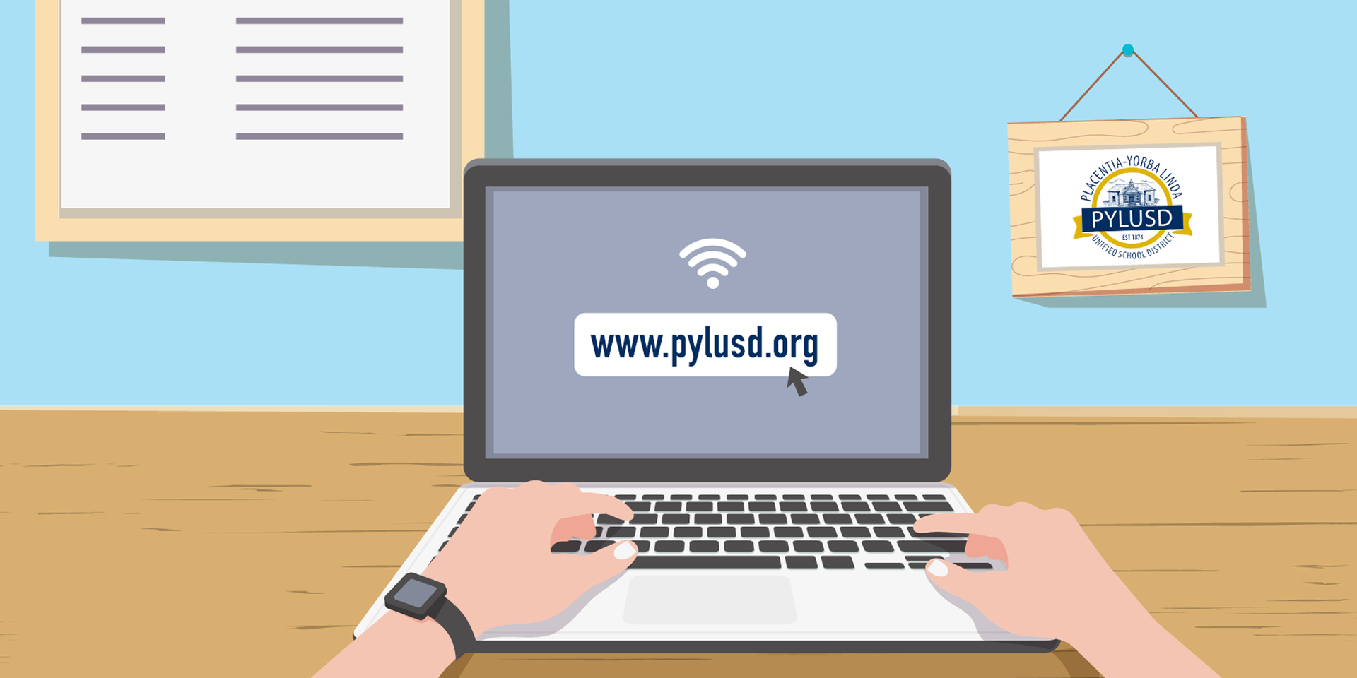 Technology in PYLUSD.