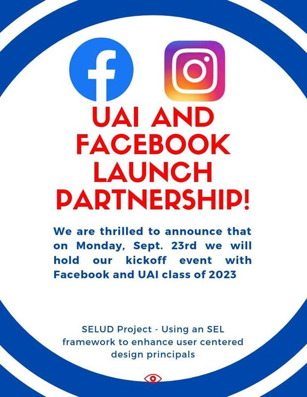 UAI and Facebook join forces to create first of its kind Social Media Design Product Course Featured Photo