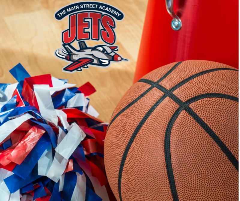 Mini JETS Basketball Cheerleading Registration Featured Photo