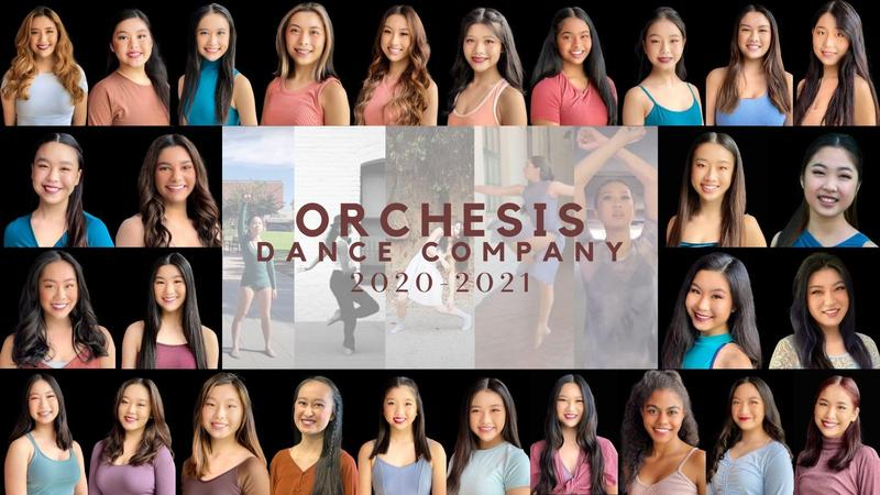 Orchesis Dancers