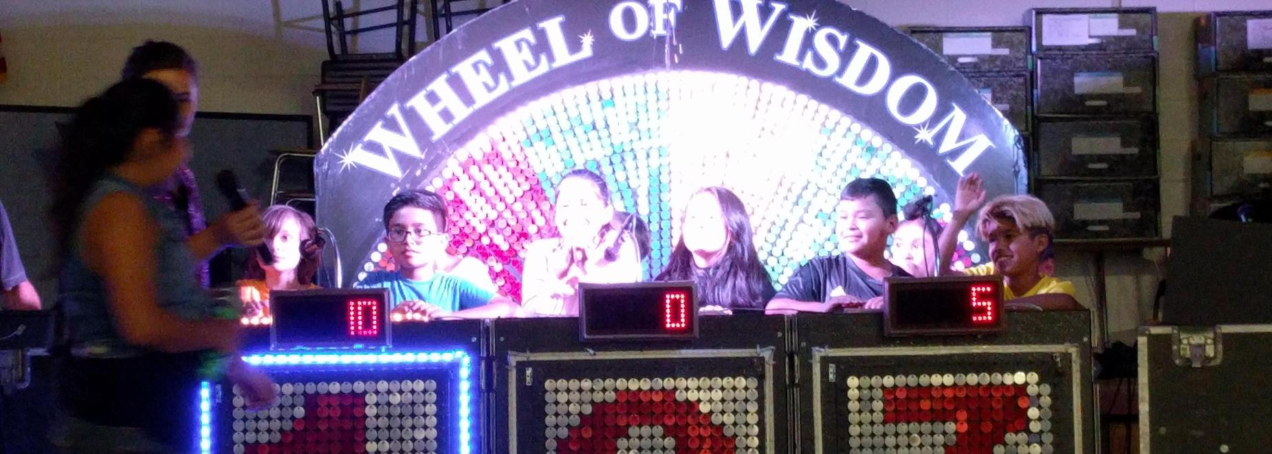 Wheel of Wisdom