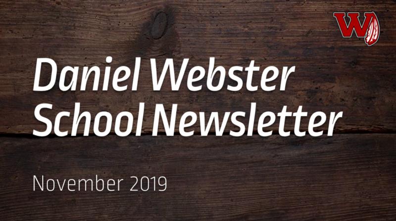 DWS November Newsletter