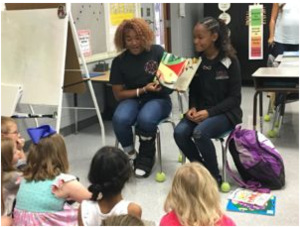 Reading in the Schools day set for Sept. 21. Click here to learn more.