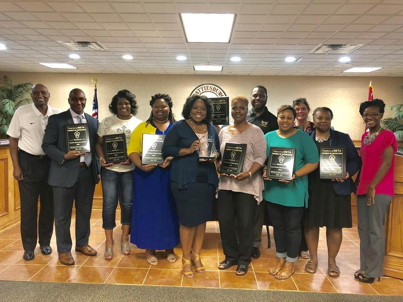 HPSD Named National Beta District of Distinction! Featured Photo