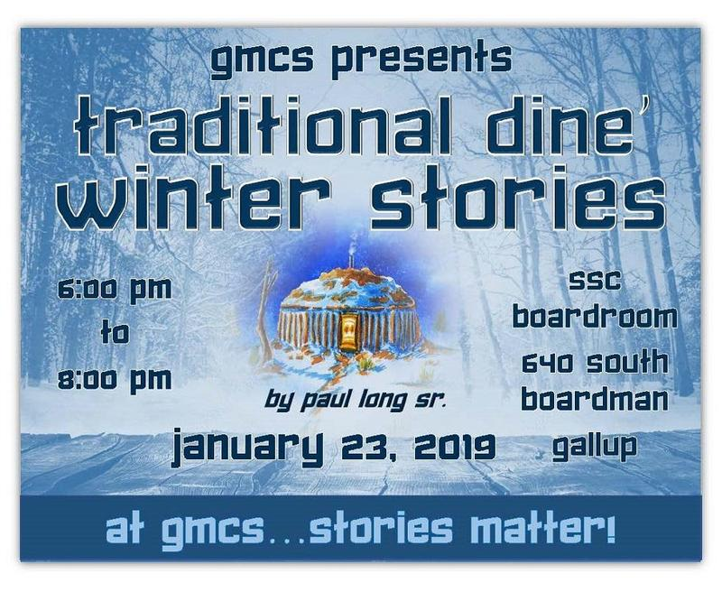 Dine Winter Stories