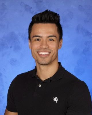 picture of rookie teacher of the year