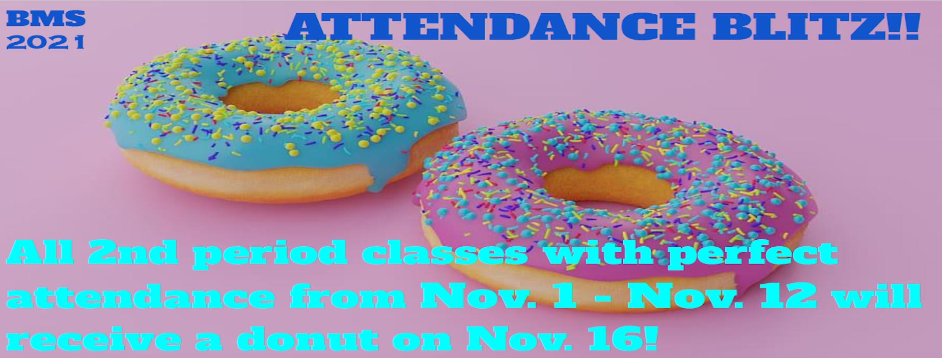 attendance blitz
