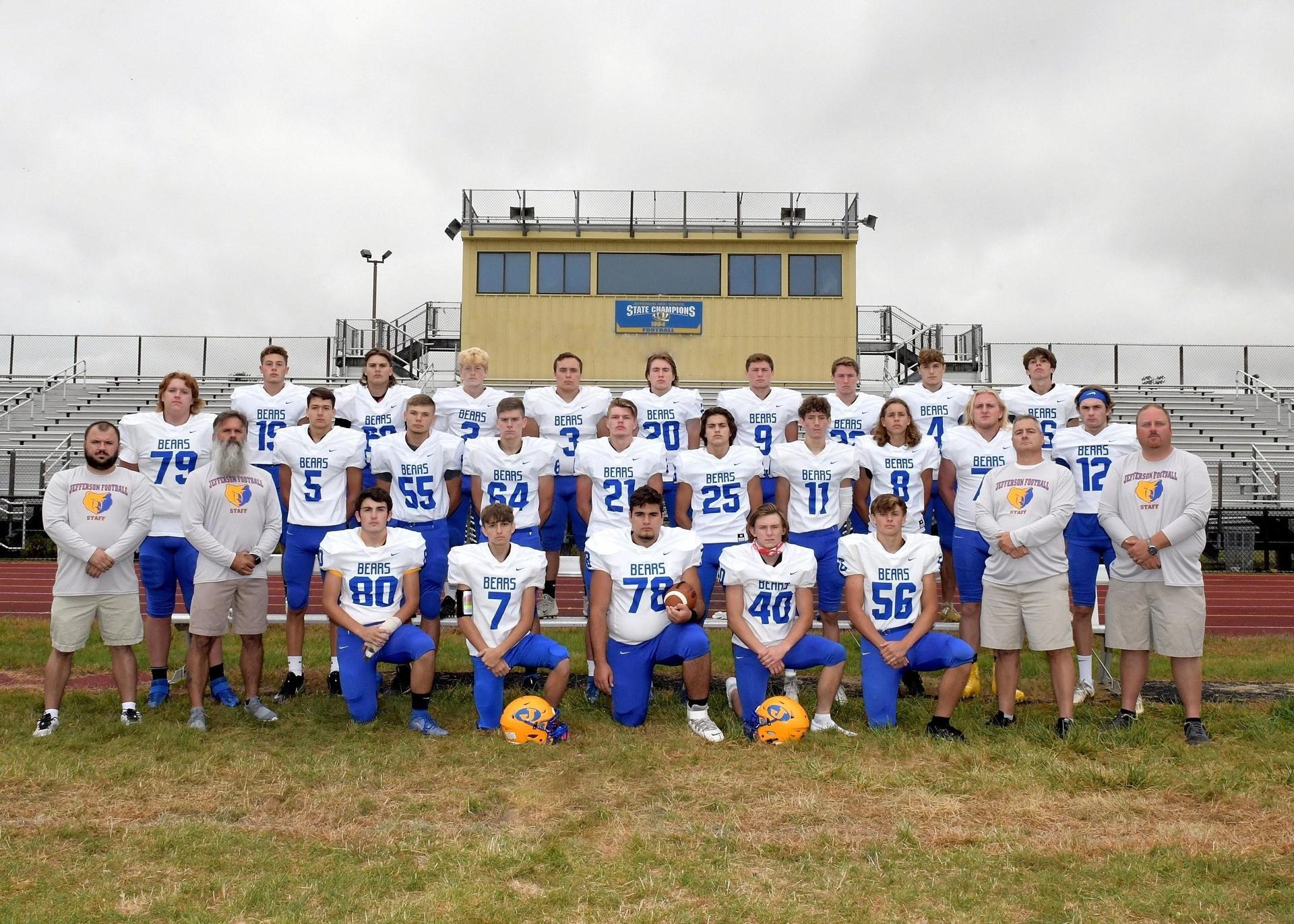 Varsity Football 2020
