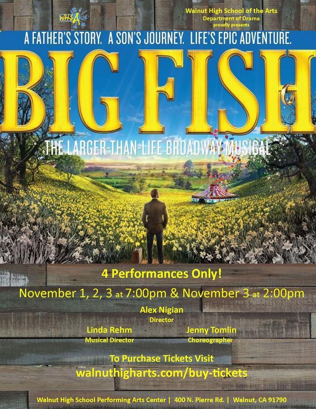 Big Fish Live Performance Thumbnail Image