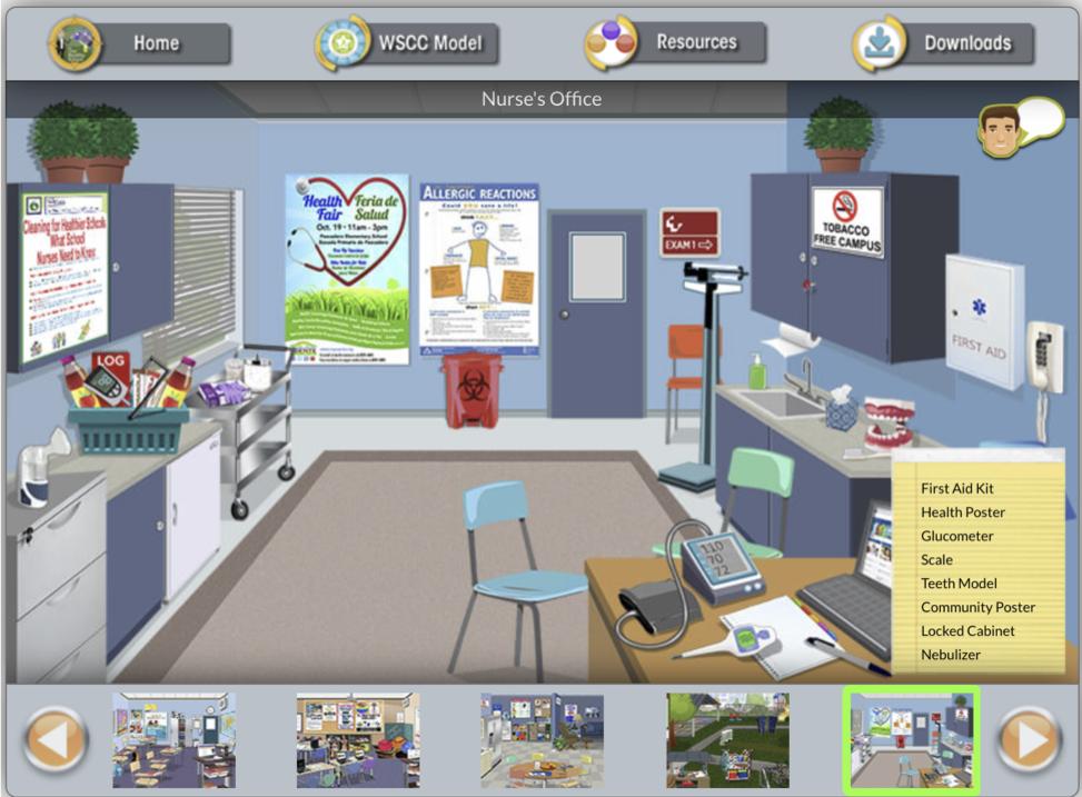 CDC Virtual Interactive School