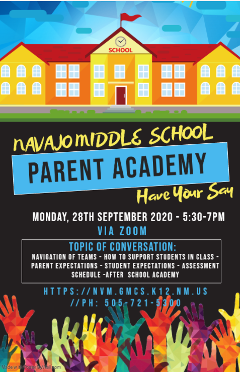 Parent Academy Nights Featured Photo
