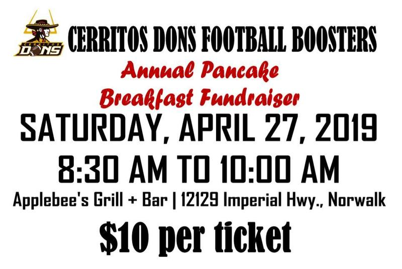 Join us for breakfast and help raise money for CHS Football! Featured Photo