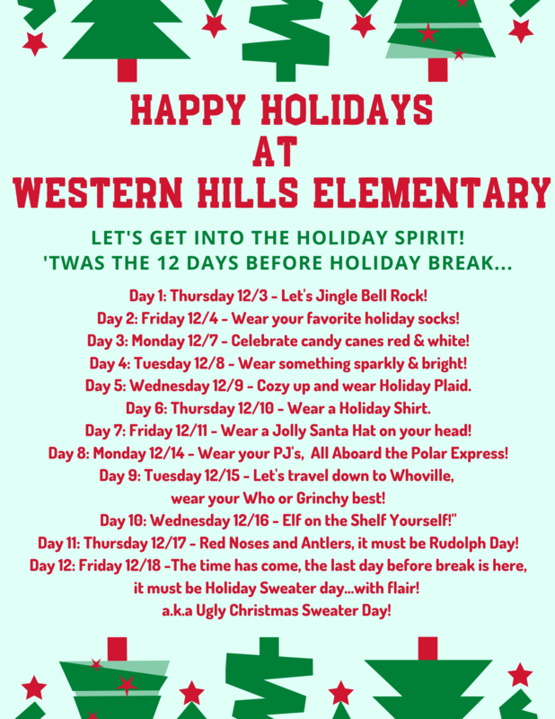12 Days of Holiday Spirit Featured Photo