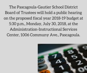 July 30th board meeting