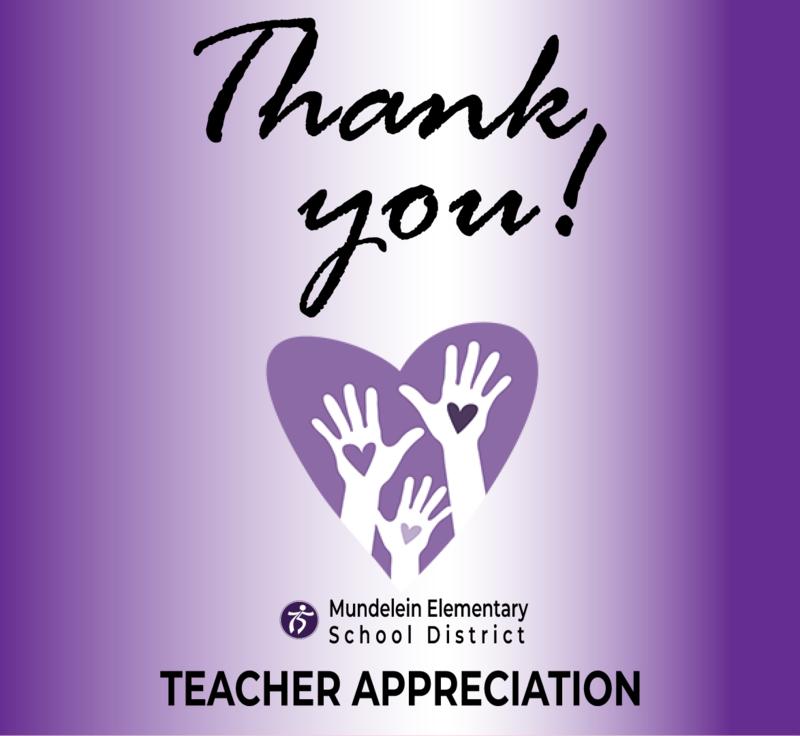 Thank You District 75 Teachers!