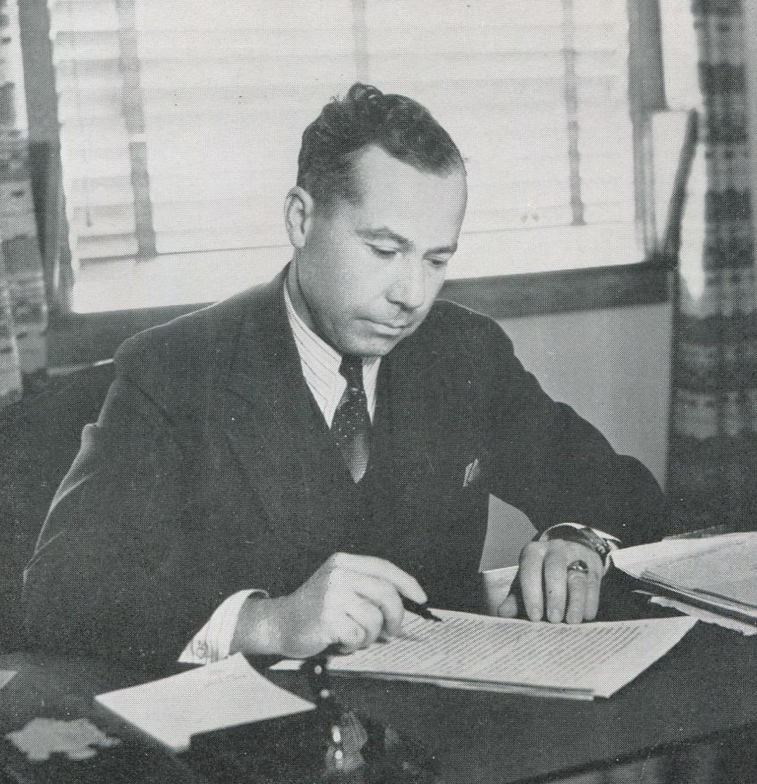 Mr. Herbert Wood