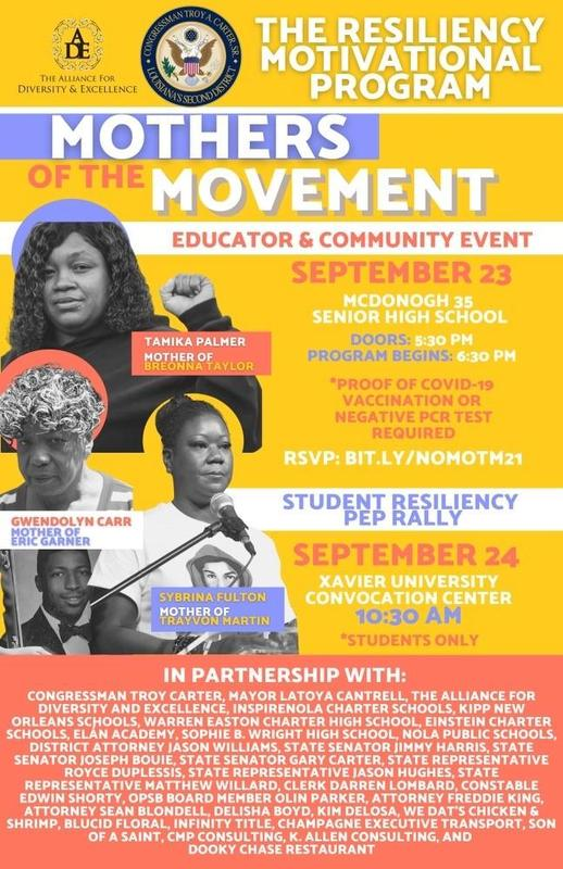 Mothers of the Movement.
