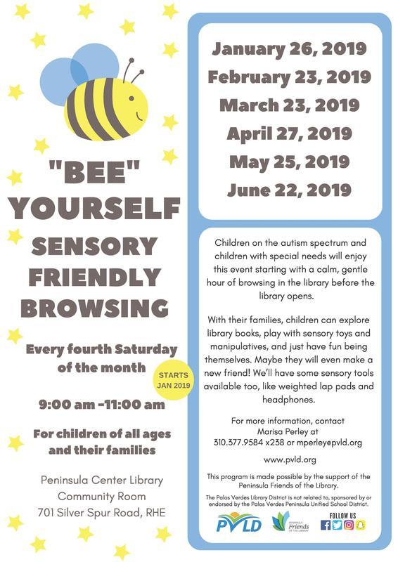 Bee Yourself Flyer