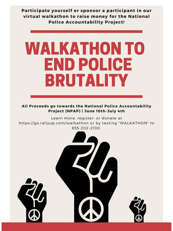 Class of 2022 Students Create Walkathon to Support a Black Lives Matter Featured Photo