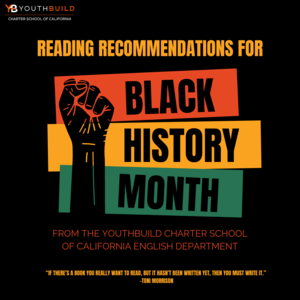 Black History Month Reading Recommendations