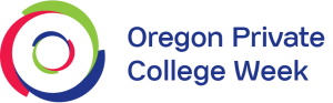 Oregon PRIVATE COLLEGES WEEK LOGO