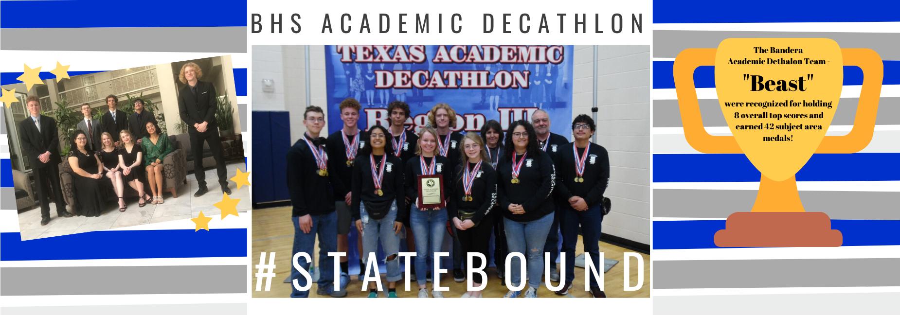 bhs academic decathlon
