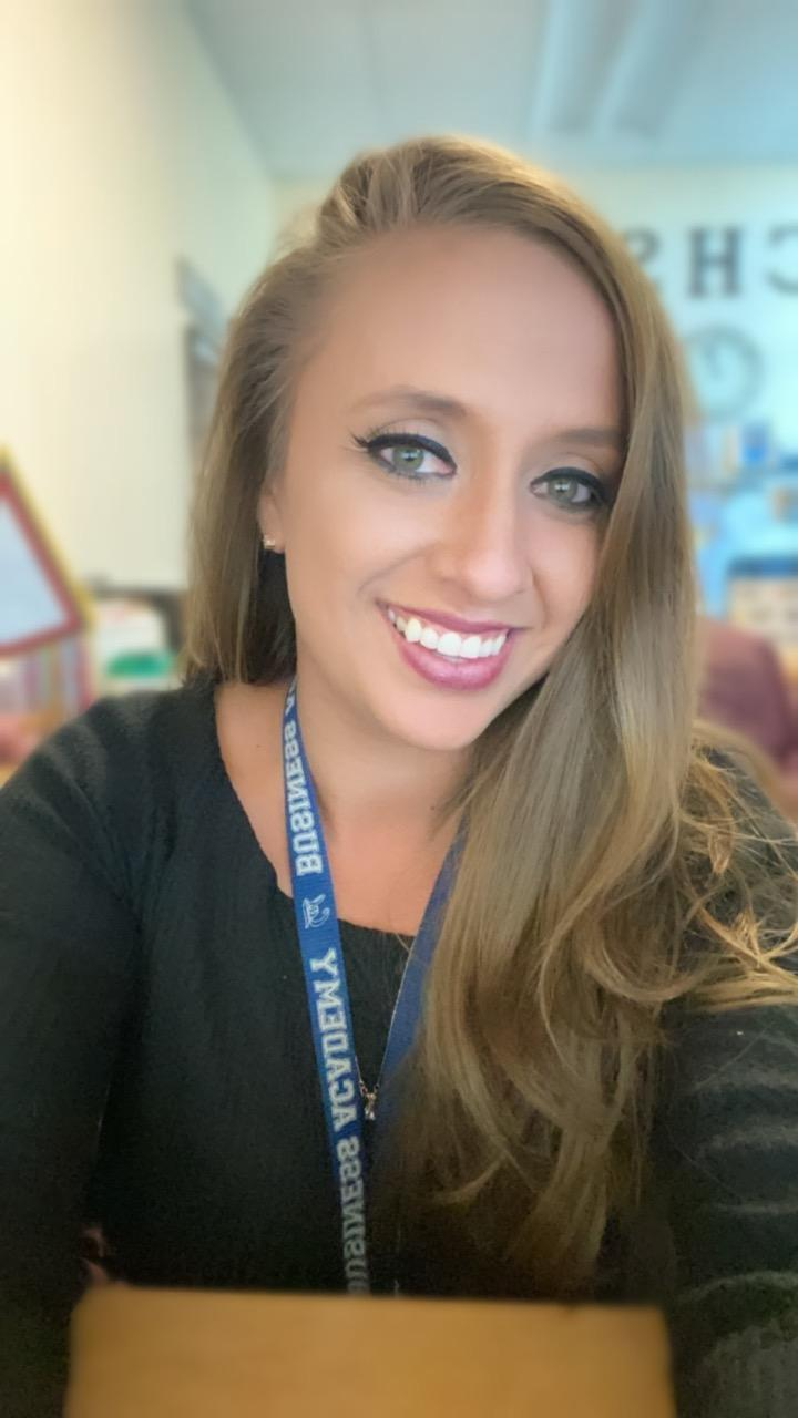 Jessica Anderson, Administrative Clerk